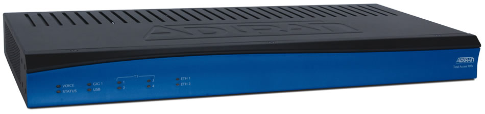 Adtran 908e 3rd generation business IP gateway