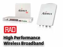 Airmux Wireless Broadband Radios