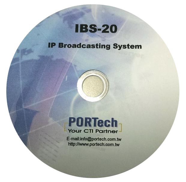 IBS - IP Broadcasting System
