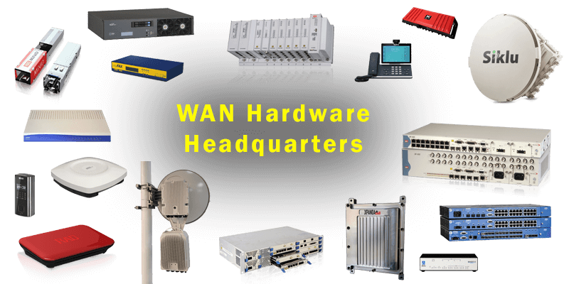 Pulse Supply is your WAN hardware headquarters.