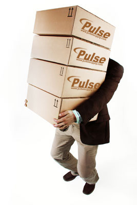 Product Distribution worldwide from Pulse Supply