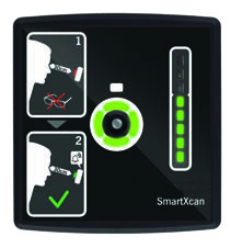 smartxscan scanner - Body temperature