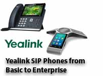 Yealink Phones from Pulse Supply
